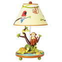 Jungle Party Table Lamp, Baby Nursery Lamps | Childrens Floor Lamps | ABaby.com