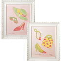 Julia's Closet  Artwork, Wall Art Collection | Wall Art Sets | ABaby.com