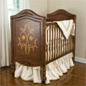 Old World Crib, Custom Cribs | Rustic Cribs | Unique Cribs | ABaby.com