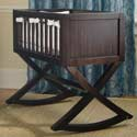 Allegro Cradle, Wooden Bassinet | Antique Cradles | ABaby.com