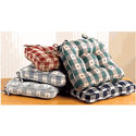 Country Plaid Chair Cushion, Rocking Chair Cushions Set | ABaby.com