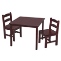 Children's Table and Chair Set, Kids Table & Chair Sets | Toddler Tables | Desk | Wooden