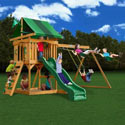 Cadence Swing Set, Kids Swing Sets | Childrens Outdoor Swing Sets | ABaby.com
