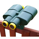 Jumbo Binoculars, Kids Swing Set Accessories |Outdoor Swing Sets | ABaby.com