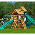 Big Skye II Swing Set, Outdoor Toys | Kids Outdoor Play Sets | ABaby.com