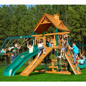 Frontier Swing Set, Outdoor Toys | Kids Outdoor Play Sets | ABaby.com