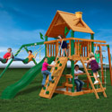 Navigator Swing Set, Kids Swing Sets | Childrens Outdoor Swing Sets | ABaby.com