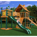 Pioneer Peak Swing Set, Outdoor Toys | Kids Outdoor Play Sets | ABaby.com