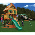 Riverview Swing Set, Outdoor Toys | Kids Outdoor Play Sets | ABaby.com