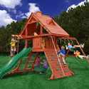 Sun Palace Swing Set, Kids Swing Sets | Childrens Outdoor Swing Sets | ABaby.com