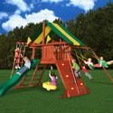 Sun Valley Swing Set, Outdoor Toys | Kids Outdoor Play Sets | ABaby.com