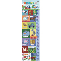 Growing On The Farm Growth Chart, Personalized Baby Growth Chart for Girls & Boys