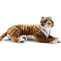 Bengal Tiger Plush Animal, African Safari Themed Toys | Kids Toys | ABaby.com