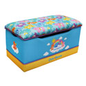 Care Bears Toy Box, Kids Toy Boxes | Personalized Toy Chest | Bench | ABaby.com