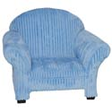 Classic Kids Chenille Chair, Kids Chairs | Personalized Kids Chairs | Comfy | ABaby.com
