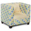 Mod Kids Chair, Kids Upholstered Chairs | Personalized Upholstered Chairs | ABaby.com