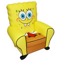 SpongeBob Icon Chair, Kids Chairs | Personalized Kids Chairs | Comfy | ABaby.com