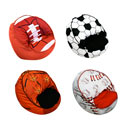 Sports Bean Bag Chair, Sports Themed Nursery | Boys Sports Bedding | ABaby.com