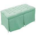 Tufted Toy Box , Kids Storage Bins | Personalized Kids Toy Boxes | ABaby.com