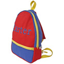 Personalized Back Pack, Creative Play | Creative Toddler Toys | ABaby.com