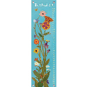 How Does My Garden Grow Growth Chart, Butterfly Themed Nursery | Butterfly Bedding | ABaby.com