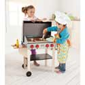 BBQ and Shish Kabob Cookout Set, Kids Play Kitchen Sets | Childrens Play Kitchens | ABaby.com