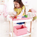 Doll Changing Table, Baby Doll House | Accessories | Doll Furnitutre Sets