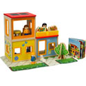 City Family, Doll Houses | Playsets | Kids Doll Houses | ABaby.com