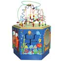 Coral Reef Activity Center, Kids Learning Toys  | Educational Toys For Toddlers | ABaby.com