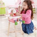 Doll Highchair, Baby Doll House | Accessories | Doll Furnitutre Sets