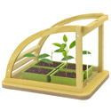 Eco Greenhouse, Doll Houses | Playsets | Kids Doll Houses | ABaby.com
