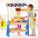 Fresh Food Market, Kids Play Kitchen Sets | Childrens Play Kitchens | ABaby.com