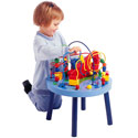 Ocean Adventure Knee High Table, Kids Learning Toys  | Educational Toys For Toddlers | ABaby.com