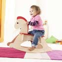 Rock and Ride Rocking Horse, Kids Rocking Horse | Personalized Rocking Horses | ABaby.com