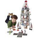Discovery Spaceship and Lift Off Rocket , Doll Houses | Playsets | Kids Doll Houses | ABaby.com