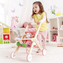 Doll Stroller, Baby Doll House | Accessories | Doll Furnitutre Sets