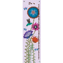 Hummingbird Growth Chart, Personalized Baby Growth Chart for Girls & Boys