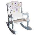 Flutter By, Butterfly Rocking Chair, Butterfly Themed Toys | Kids Toys | ABaby.com
