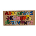 Alphabet Peg Puzzle, Kids Learning Toys  | Educational Toys For Toddlers | ABaby.com