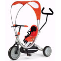 Italtrike Oko Tricycle, Kids Ride on Toys | Bikes | Helmet | Activity Cars