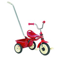 Italtrike Transporter Passenger Tricycle, Kids Ride on Toys | Bikes | Helmet | Activity Cars