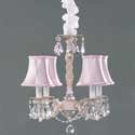 Alexandria Rose Chandelier, Nursery Lighting | Kids Floor Lamps | ABaby.com