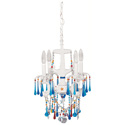 Nautical 4 Arm Chandelier, Nursery Lighting | Kids Floor Lamps | ABaby.com
