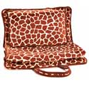 Animal Print Minky Nap Mat, Sleeping Bags | Kids Sleeping Bags | Toddler | ABaby.com