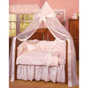 Isabella Crib Bedding Set, Baby Girl Crib Bedding | Girl Crib Bedding Sets | ABaby.com