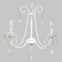 3 Arm Bliss Chandelier, Nursery Lighting | Kids Floor Lamps | ABaby.com