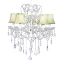 Carousel 5 Light Chandelier, Nursery Lighting | Kids Floor Lamps | ABaby.com