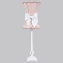 Hourglass Bow Lamp,