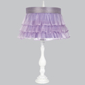 Ballerina Tutu Lotus Table Lamp,