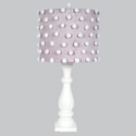 Pom Pom Shabby Chic Lamp, Baby Nursery Lamps | Childrens Floor Lamps | ABaby.com
